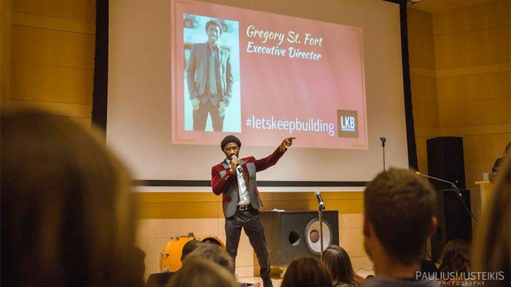 Gregory Stfort Keynote At 100state
