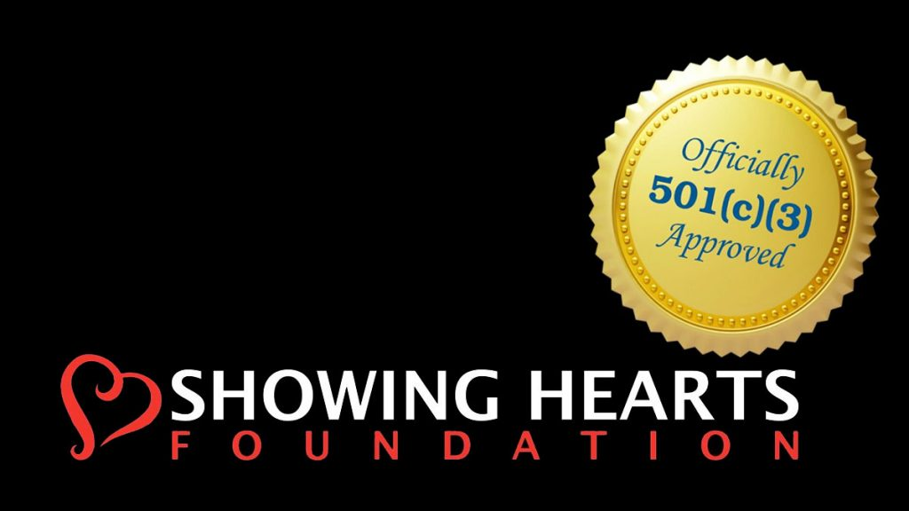 The Showing Hearts Foundation 501c3